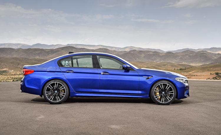 Second Look: The 2018 BMW M5 scales new heights in performance