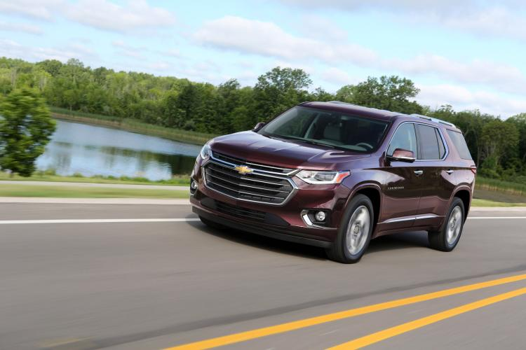 The redesigned 2018 Chevrolet Traverse provides these 8 laudable attributes... and a notable shortcoming