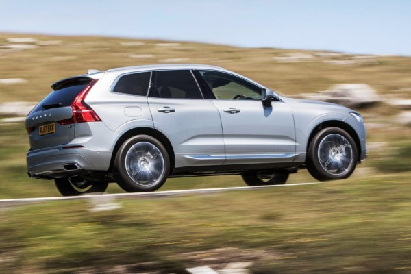 Volvo XC60 review